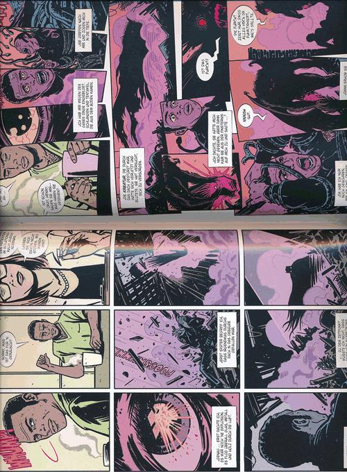 Leseprobe 2 von Batman Paperback [HC] | Rebirth [limitiert] [222 exemplare], Band 9 - Flügel des Schreckens