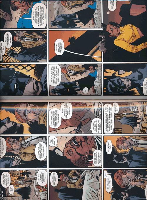 Leseprobe 3 von Batman Paperback [HC] | Rebirth [limitiert] [222 exemplare], Band 9 - Flügel des Schreckens