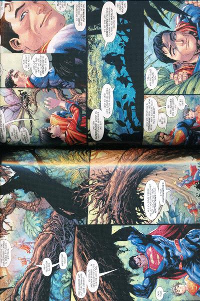 Leseprobe 2 von SUPERMAN PAPERBACK | REBIRTH lim. Hardcover, Band 2 - Wer ist Clark Kent?