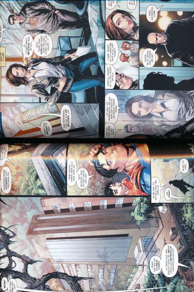 Leseprobe 3 von SUPERMAN PAPERBACK | REBIRTH lim. Hardcover, Band 2 - Wer ist Clark Kent?