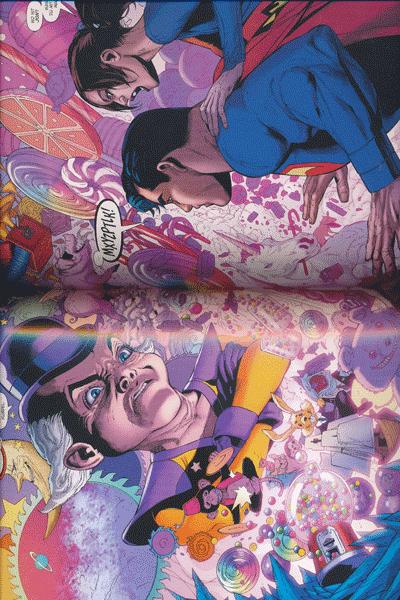 Leseprobe 1 von SUPERMAN PAPERBACK | REBIRTH lim. Hardcover, Band 3 - Superman Reborn