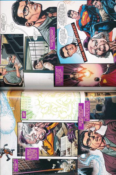 Leseprobe 3 von SUPERMAN PAPERBACK | REBIRTH lim. Hardcover, Band 3 - Superman Reborn