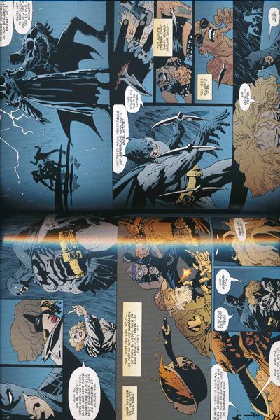 Leseprobe 1 von BATMAN: KAPUTTE STADT. KAPUTTER DETEKTIV., Einzelband - Kurzgeschichten