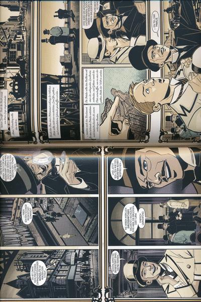 Leseprobe 1 von BATMAN: PFORTEN von GOTHAM, Einzelband - Gates of Gotham