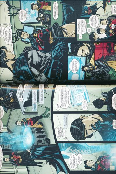 Leseprobe 2 von BATMAN: PFORTEN von GOTHAM, Einzelband - Gates of Gotham