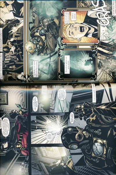 Leseprobe 3 von BATMAN: PFORTEN von GOTHAM, Einzelband - Gates of Gotham