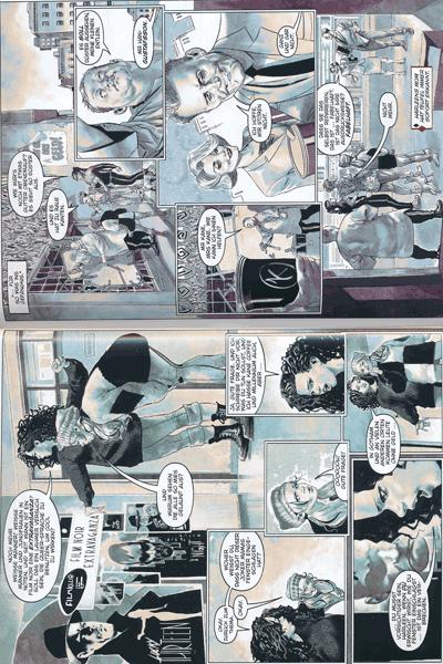 Leseprobe 2 von Harley Quinn: Breaking Glass, Einzelband - Jetzt kracht