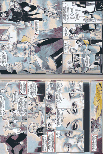 Leseprobe 3 von Harley Quinn: Breaking Glass, Einzelband - Jetzt kracht