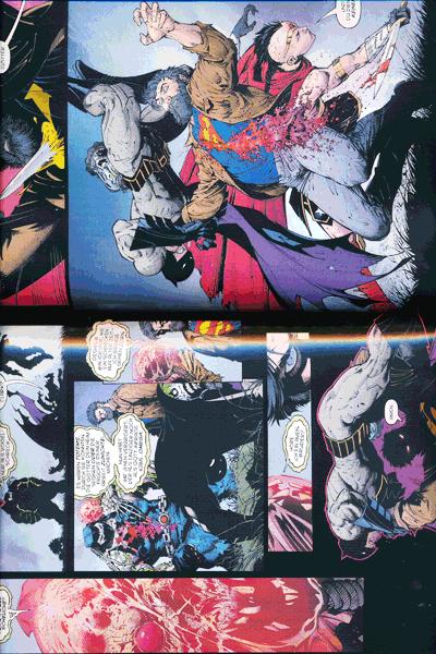 Leseprobe 2 von Batman: Der letzte Ritter auf Erden lim. Hardcover, Einzelband - Komplette Black-Label-Serie in einem Band