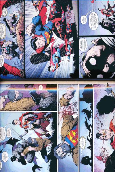 Leseprobe 3 von Batman: Der letzte Ritter auf Erden lim. Hardcover, Einzelband - Komplette Black-Label-Serie in einem Band