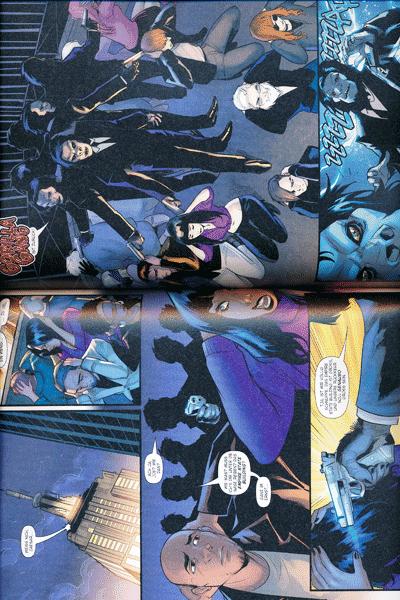 Leseprobe 3 von HARLEY QUINN: REBIRTH (Wiedergeburt), Band 7 - Auszeit wegen schlechten Betragens, Bat-Harley Kap. 1 - 2, Angry Bird Kap. 1 - 5