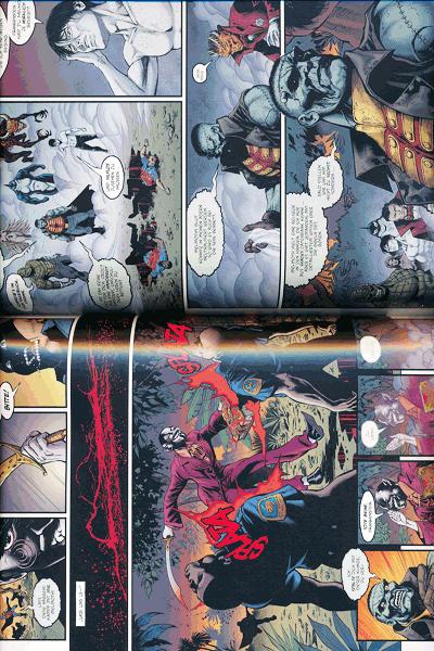 Leseprobe 1 von Gotham City Monsters, Einzelband -