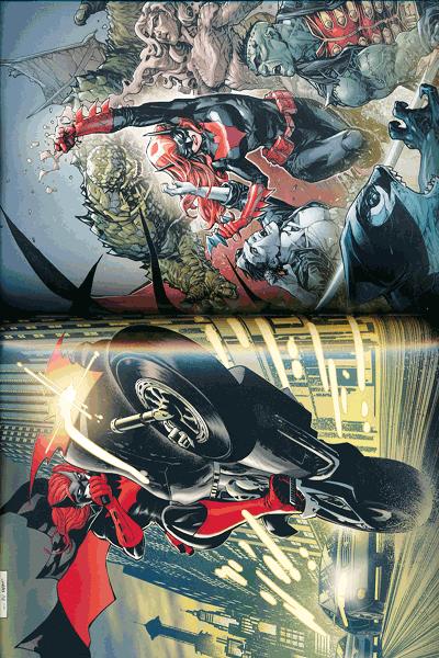 Leseprobe 2 von Gotham City Monsters, Einzelband -