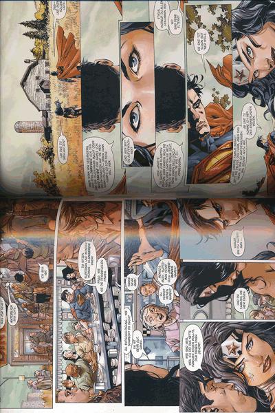 Leseprobe 4 von Wonder Woman gegen Cheetah lim. Hardcover, Einzelband -