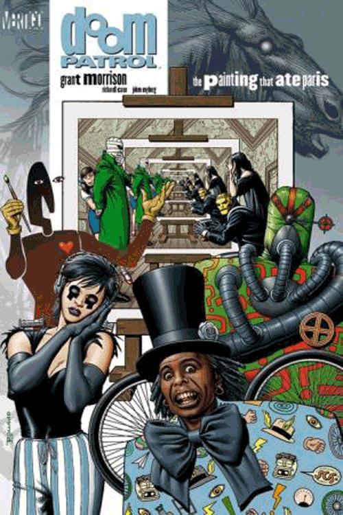 Leseprobe 3 von Doom Patrol [deluxe comic], Einzelband - Crazy Jane, Mr. Nobody, Robotman <b class=mehrwert>[deutschsprachige Ausgabe]</b>