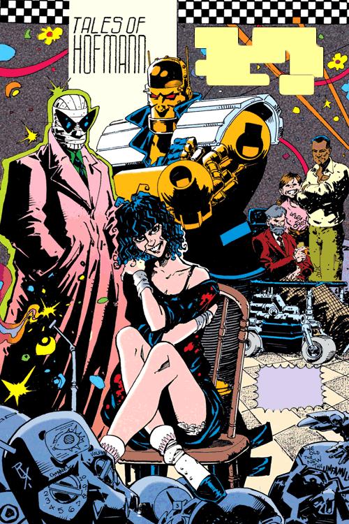 Leseprobe 5 von Doom Patrol [deluxe comic], Einzelband - Crazy Jane, Mr. Nobody, Robotman <b class=mehrwert>[deutschsprachige Ausgabe]</b>