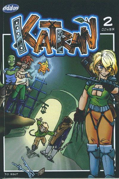 Leseprobe von KATRAN, Band 2 - To Rsut