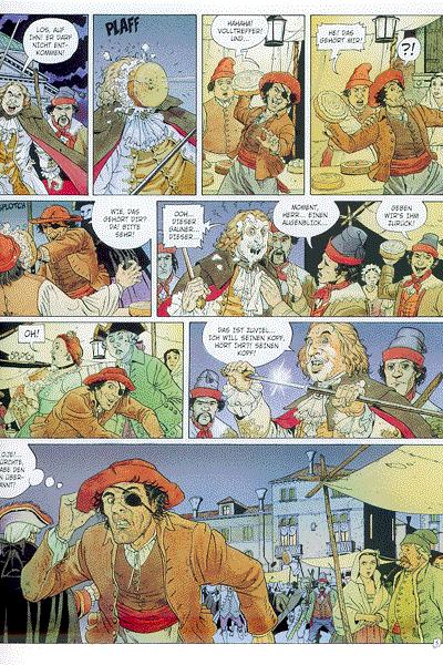 Leseprobe von Giacomo C., Band 4 - Seine Exzellenz
