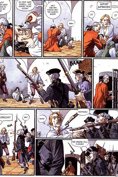 Leseprobe von Giacomo C., Band 10 - Die Stunde der Contadini