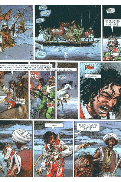 Zehn Gebote, Band 9 - Der Papyrus von Kom-Ombo