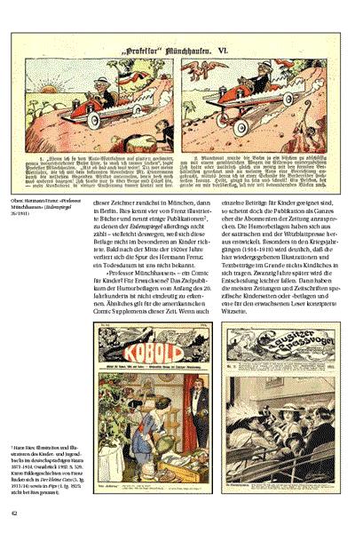 Leseprobe 2 von Deutsche Comicforschung, Band 1 - Jahrbuch 2005