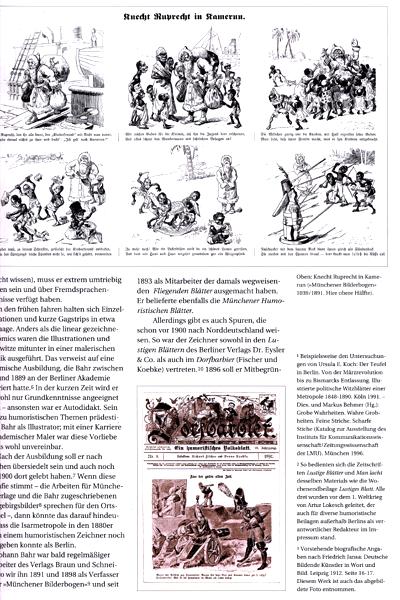 Leseprobe 1 von Deutsche Comicforschung, Band 2 - Jahrbuch 2006