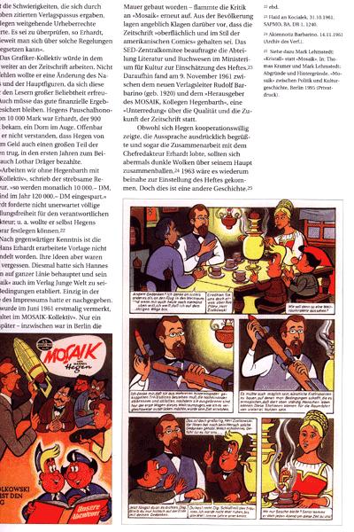 Leseprobe 2 von Deutsche Comicforschung, Band 2 - Jahrbuch 2006