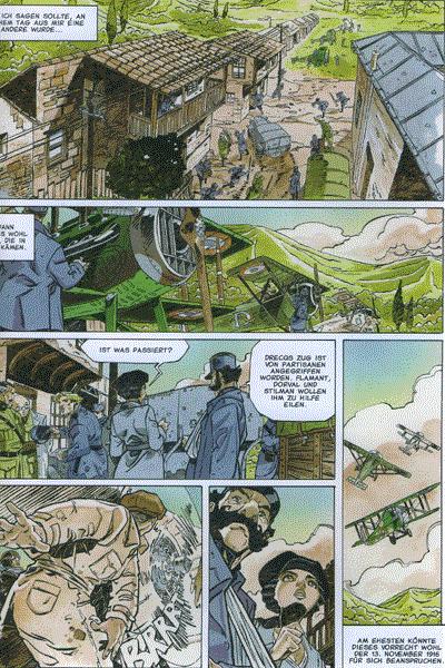 Quintett, Band 1 - Die Geschichte der Dora Mars