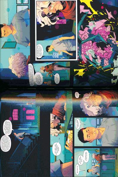 Leseprobe 3 von Once & Future | Einstmal und Zukünftig, Band 2 -