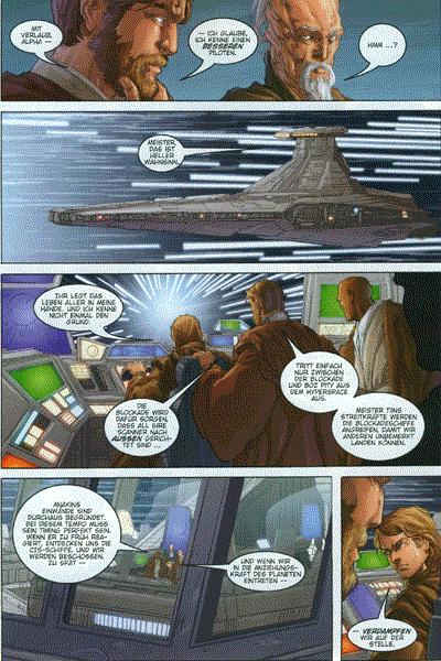 Leseprobe von Star Wars, Band 50 - Die Rache der Sith - Besessen (3 von 3)