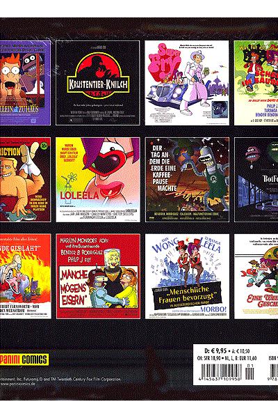 Leseprobe von Futurama Kalender - Jahrgang 2008, Kalender - Monatskalender