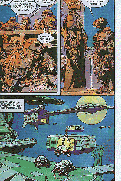 Leseprobe von Star Wars Essentials, Band 2 - Das dunkle Imperium II