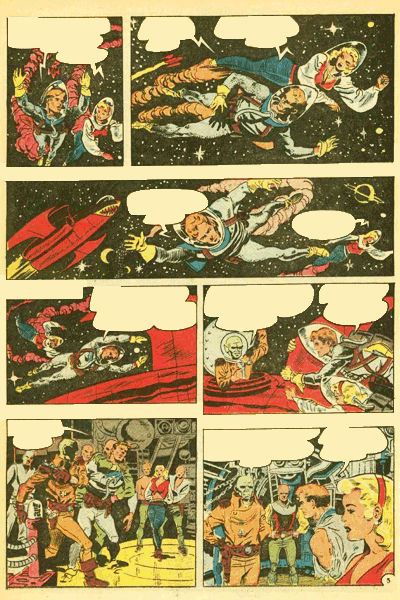 Leseprobe 2 von Fremde Welten (Strange Worlds, Space Detective), Band 2 - Opiumschmuggler von der Venus