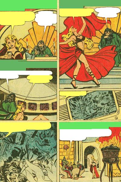 Leseprobe 3 von Fremde Welten (Strange Worlds, Space Detective), Band 5 - Die Monster des Weltraums
