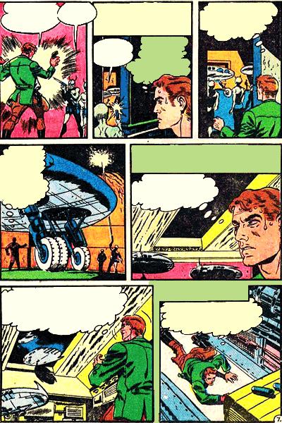 Leseprobe 2 von Fremde Welten (Strange Worlds, Space Detective), Band 8 - Fliegende Untertassen