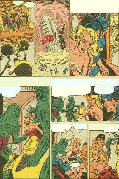 Leseprobe von Fremde Welten (Strange Worlds, Space Detective), Band 12 - Das Radium-Monster