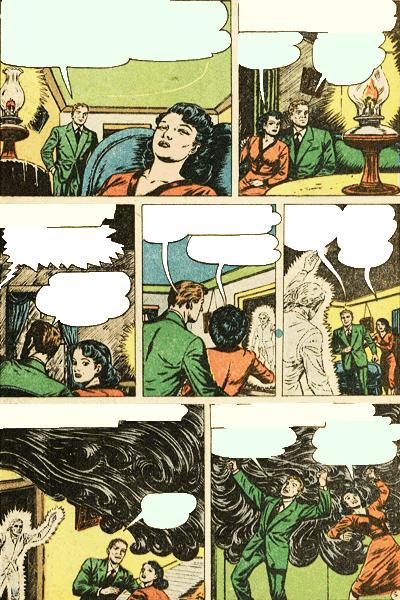 Leseprobe 3 von Verbotene Welten (Forbidden Worlds), Band 2 - Der Schatz der Mumie