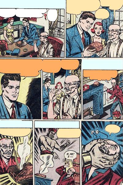 Leseprobe 1 von Verbotene Welten [unrealistisch] [trügerisch], Band 3 - Schatulle des Todes