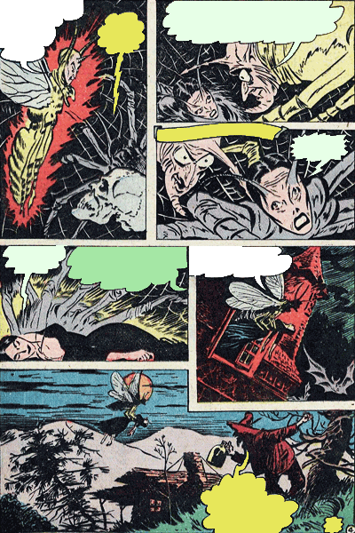 Leseprobe 3 von Verbotene Welten [unrealistisch] [trügerisch], Band 3 - Schatulle des Todes