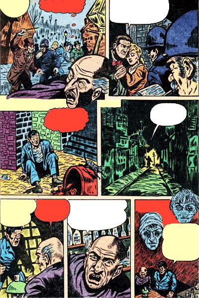 Leseprobe 2 von MONSTER, Band 1 - Haus des Verräters