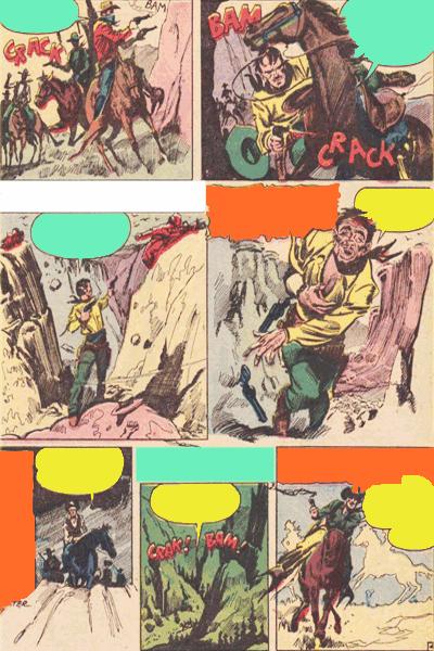 Leseprobe 1 von SHERIFF Klassiker, Band 4 - Der maskierte Bandit