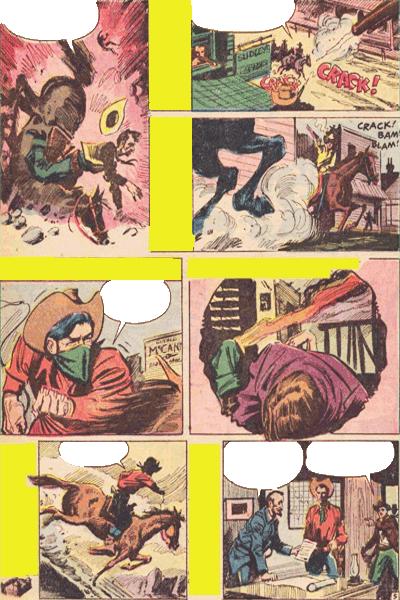 Leseprobe 2 von SHERIFF Klassiker, Band 4 - Der maskierte Bandit