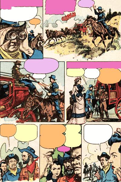 Leseprobe 1 von SHERIFF Klassiker, Band 5 - Der Letzte der Comanchen