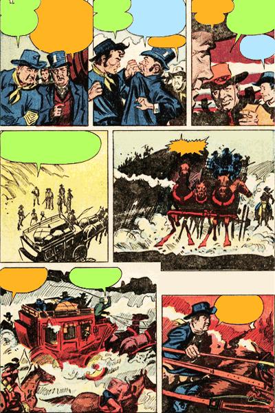 Leseprobe 2 von SHERIFF Klassiker, Band 5 - Der Letzte der Comanchen