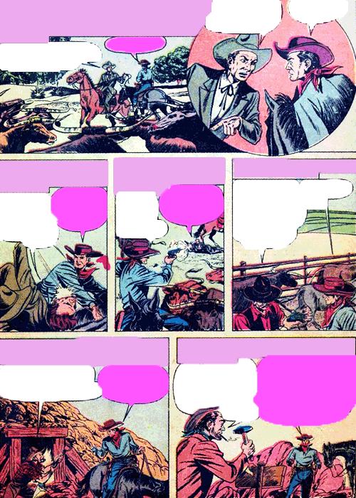 Leseprobe 1 von Sheriff Klassiker [comic] [cowboyhut], Band 7 - Verbrecherkönig von Deadwood