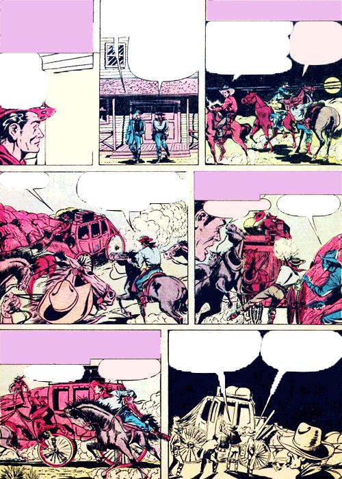 Leseprobe 2 von Sheriff Klassiker [comic] [cowboyhut], Band 7 - Verbrecherkönig von Deadwood
