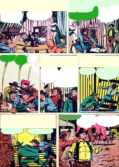Leseprobe 3 von Sheriff Klassiker [comic] [cowboyhut], Band 7 - Verbrecherkönig von Deadwood