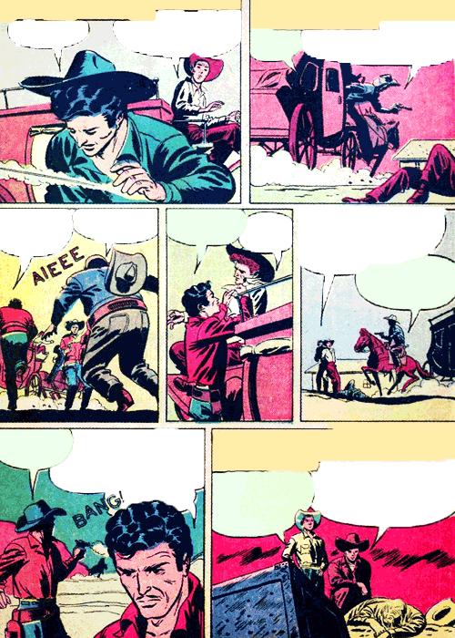 Leseprobe 4 von Sheriff Klassiker [comic] [cowboyhut], Band 7 - Verbrecherkönig von Deadwood