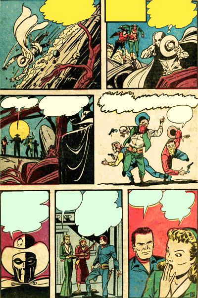 Leseprobe 2 von SHERIFF Klassiker, Band 16 - Geisterreiter