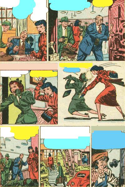 Leseprobe 1 von KRIMI Klassiker, Band 3 - Gangster & Ganovinnen